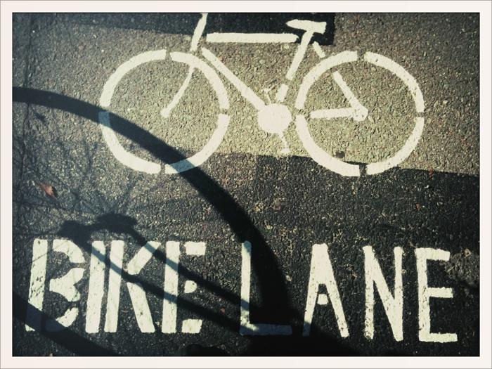 Bike Lanes Make Me Hornby (2/2)