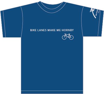 Bike Lanes Make Me Hornby (1/2)