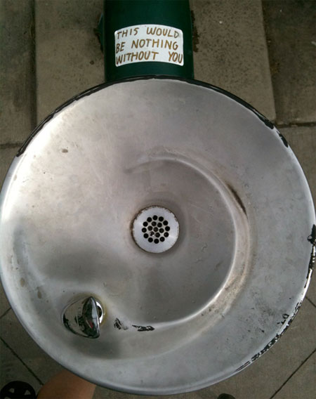 City of Vancouver supports public drinking water stations (1/3)